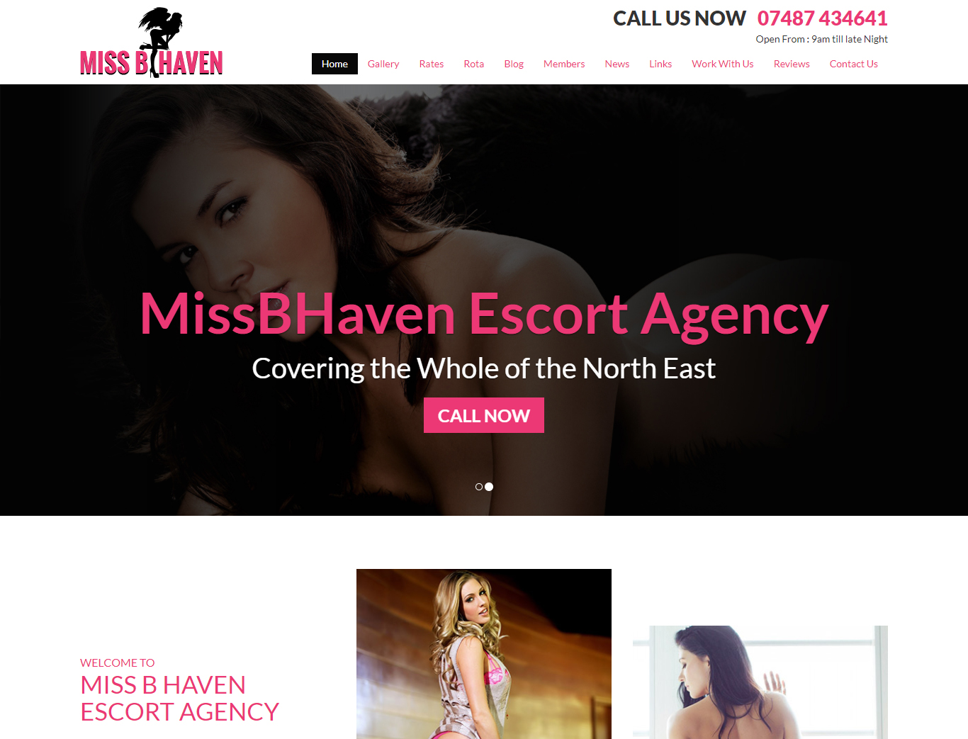 adult escort websites
