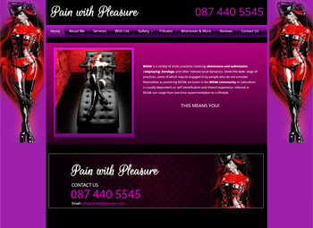 Mistress Website