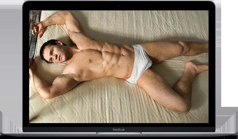 Male Escort Website Design