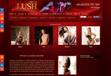 Lush Dolls