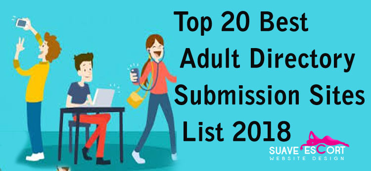 Top 20 best adult Directory submission sites list 2019