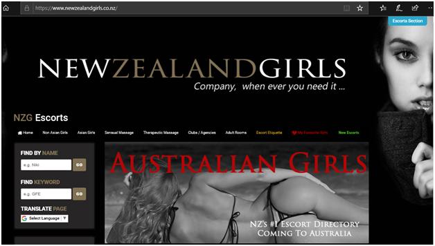 NZ Girls